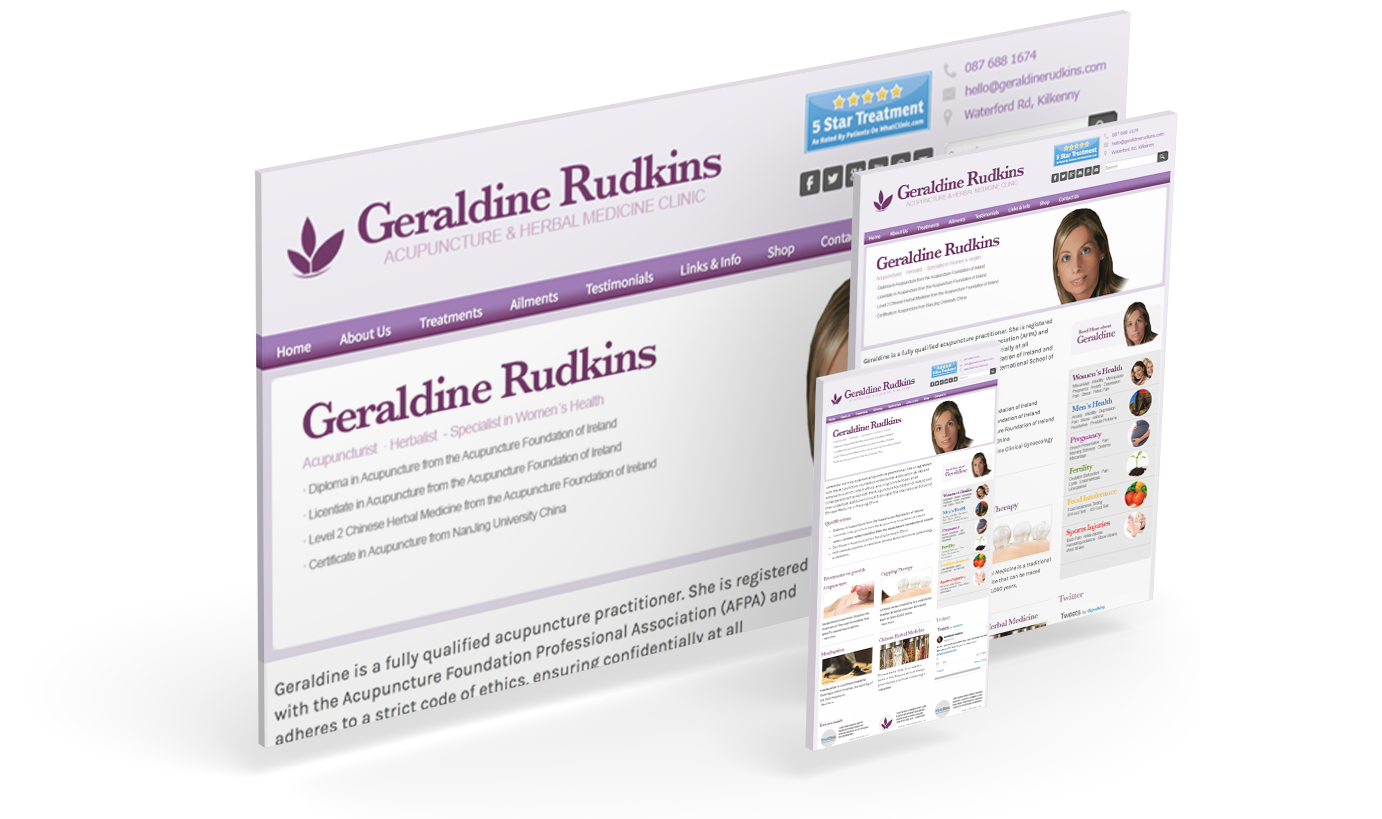 Geraldine Rudkins & Melode Web Design & Digital Agency